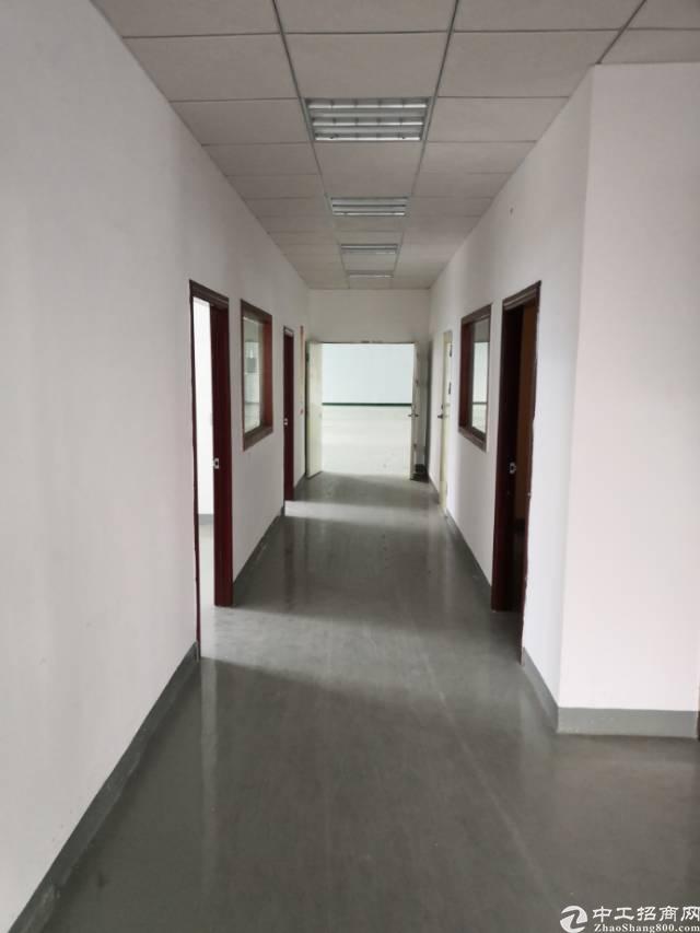 福永地铁口福海工业区楼上精装修1000㎡厂房出租-图8
