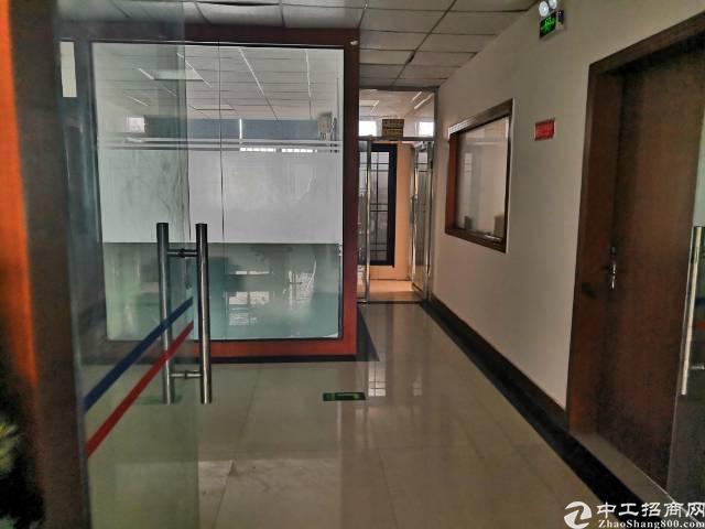 沙井大王山第二工业区楼上带装修厂房400~2000平