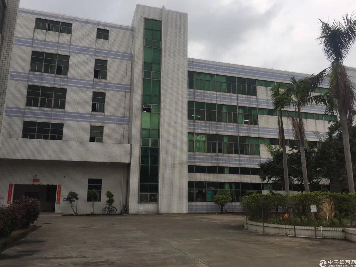 惠阳区三和经济开发区原房东标准厂房出租证件齐全可办环评