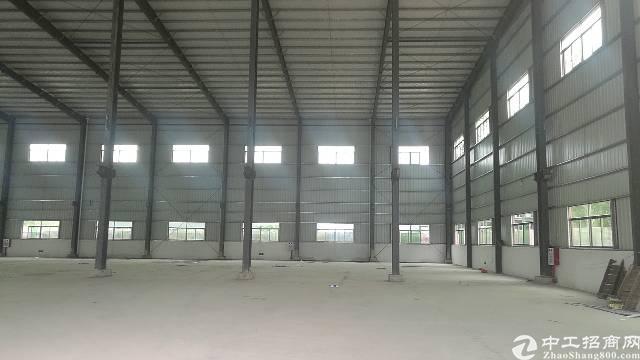仲恺高新区沥林钢构厂房