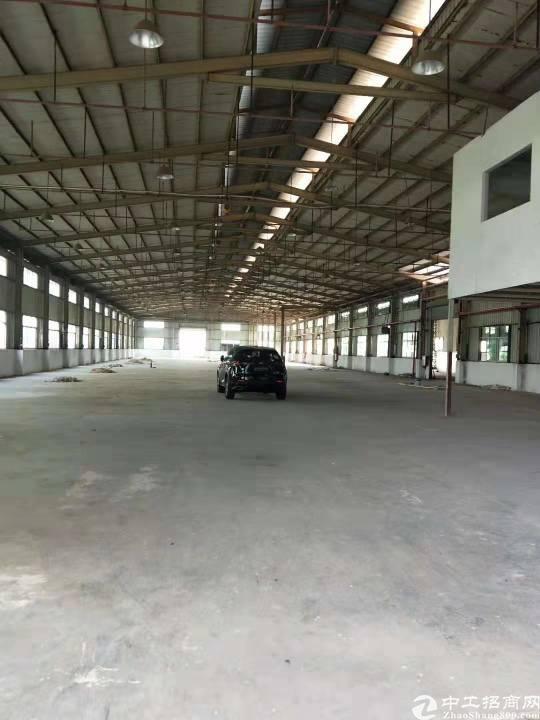 横沥镇东坳工业区厂房招租
