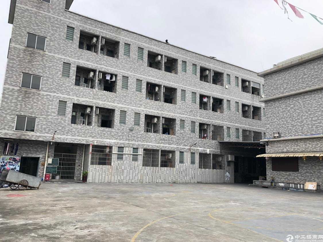 广州白云区花园式厂房原房东出租