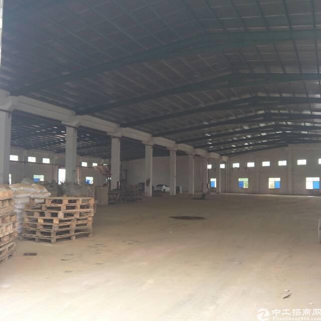 博罗县龙溪镇新出独门独院原房东标准厂房,厂房1500平-图2