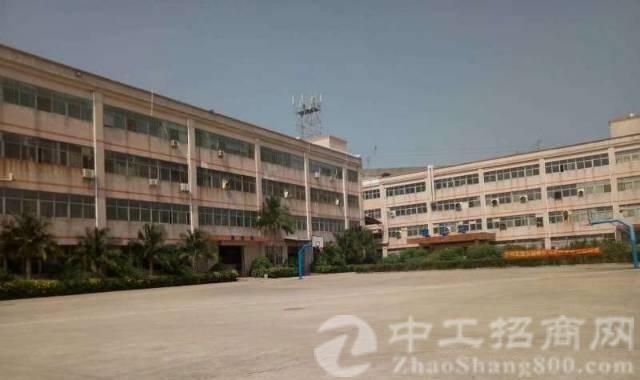 东莞虎门占地28000m²优质厂房出售