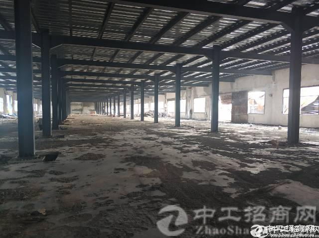惠阳良井独院原房东钢构厂房11000平方招租-图4
