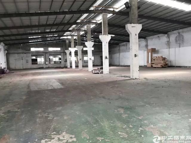 镇隆新出厂房带牛角面积3300