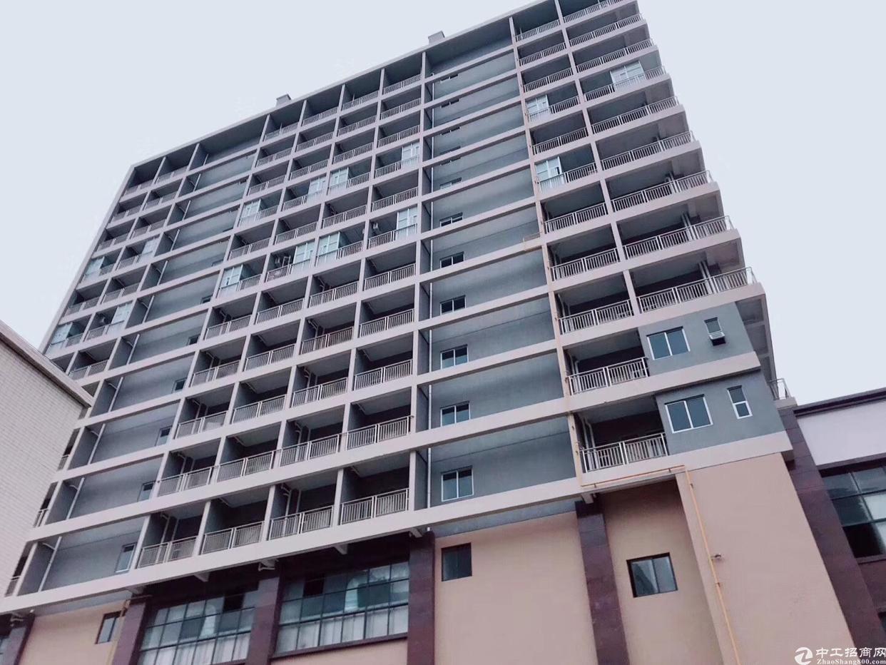 大岭山靠华威松山湖形象超级棒的1楼仓库500平,600平出租