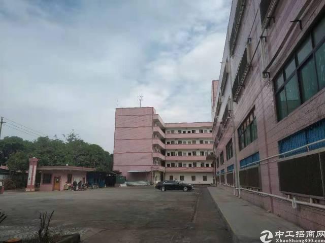 原房东出租独院三层厂房6000平方一楼六米有红本