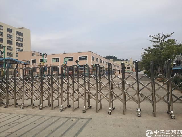 凤岗金凤凰6000平米物流仓库厂房出租