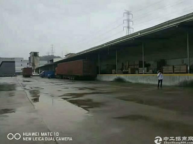 惠州惠阳新出物流仓11000平出租带现成卸货平台-图2