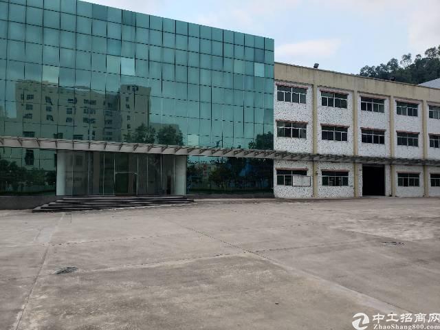 近深圳多个国有证厂房出售大小面积都有