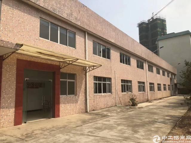 水口镇中心工业园8000平方钢构厂房出租