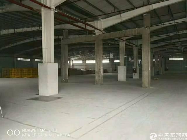 惠州惠阳新出物流仓11000平出租带现成卸货平台-图3