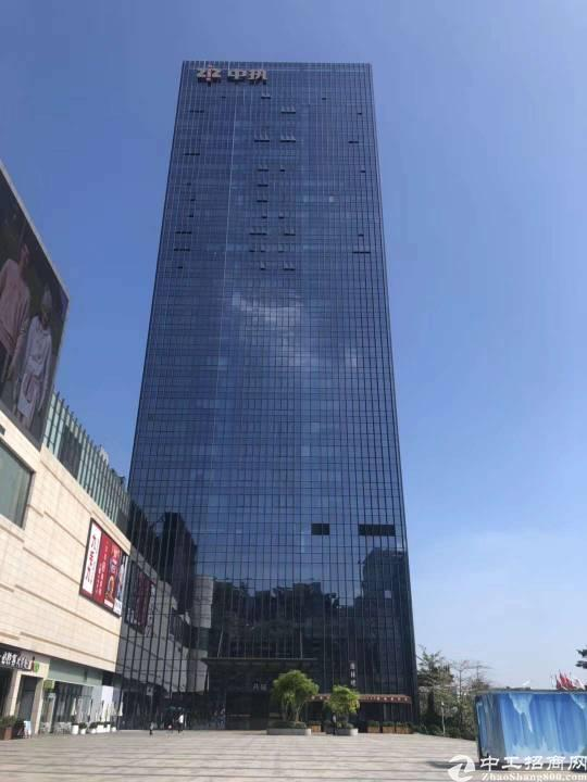 深圳龙华清湖地铁口368平写字楼出租