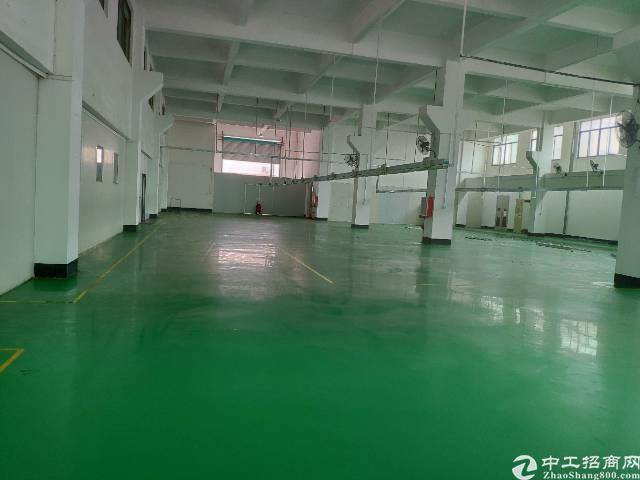 惠城区汝湖新空出一楼厂房带牛角