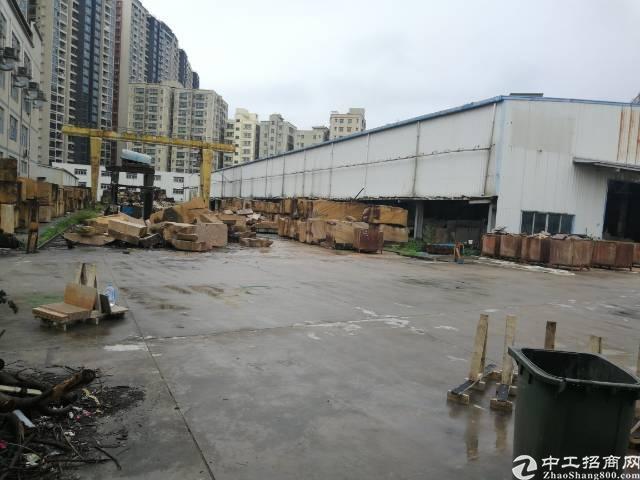 观澜新出原房东独院钢构厂房空地超大