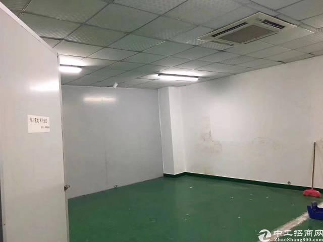福永桥头1200平方带装修实际面积出租