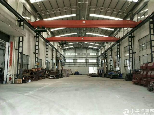 中堂靠近广州万江高埗单一层独栋钢构厂房出租