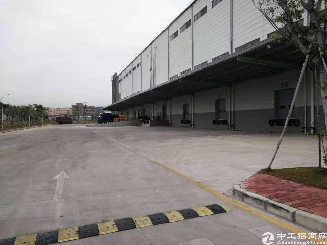 凤岗原房东20000平米高标准物流仓库厂房出租