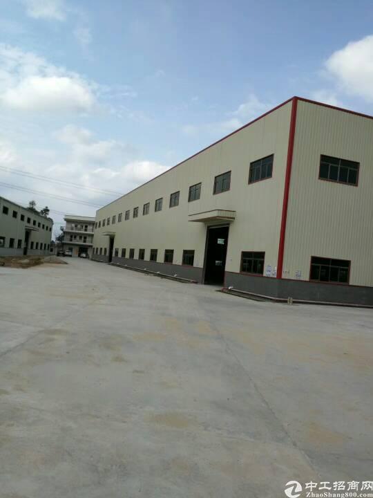 大型工业园一层厂房出让
