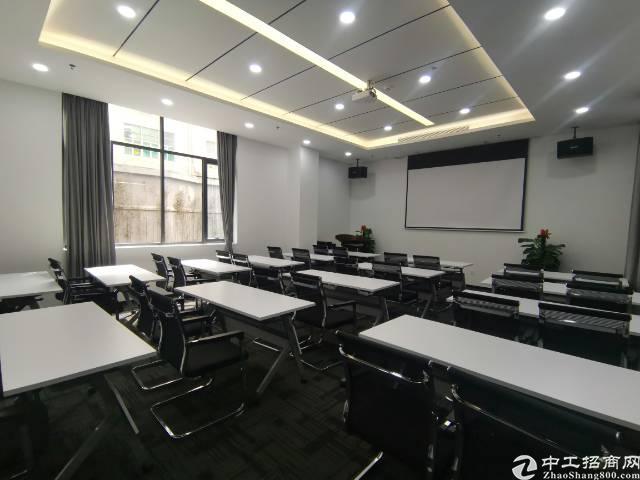 兴东地铁口200米128平写字楼招租