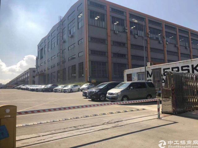 深圳70000平重工业钢构物流带卸货平台做空地80000平-图3
