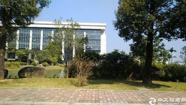 黄埔科学城大型工业园1000平起分带卸货平台