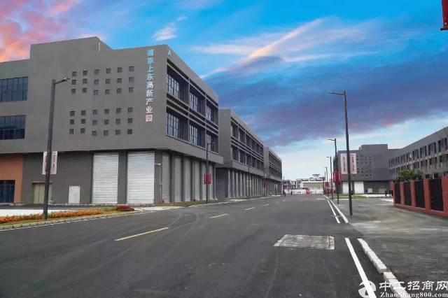松岗新出高新产业园。大小分租。价格便宜。两万平方。