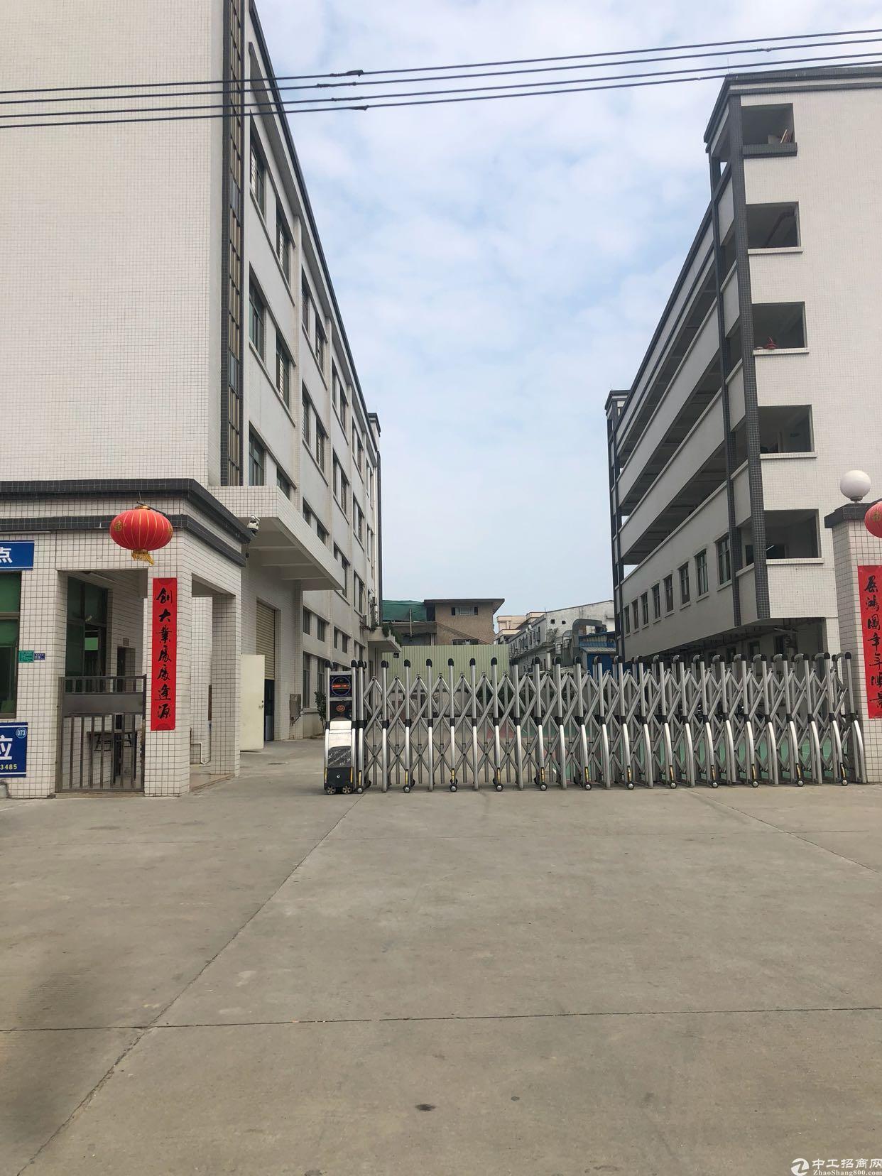 全新带喷淋消防厂房,重工业厂房,楼上承重1.1吨每吨