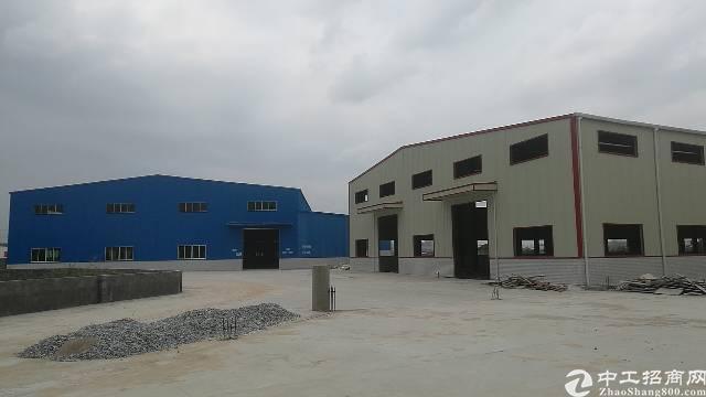 仲恺钢结构厂房占地5千,建筑3千卖7百万