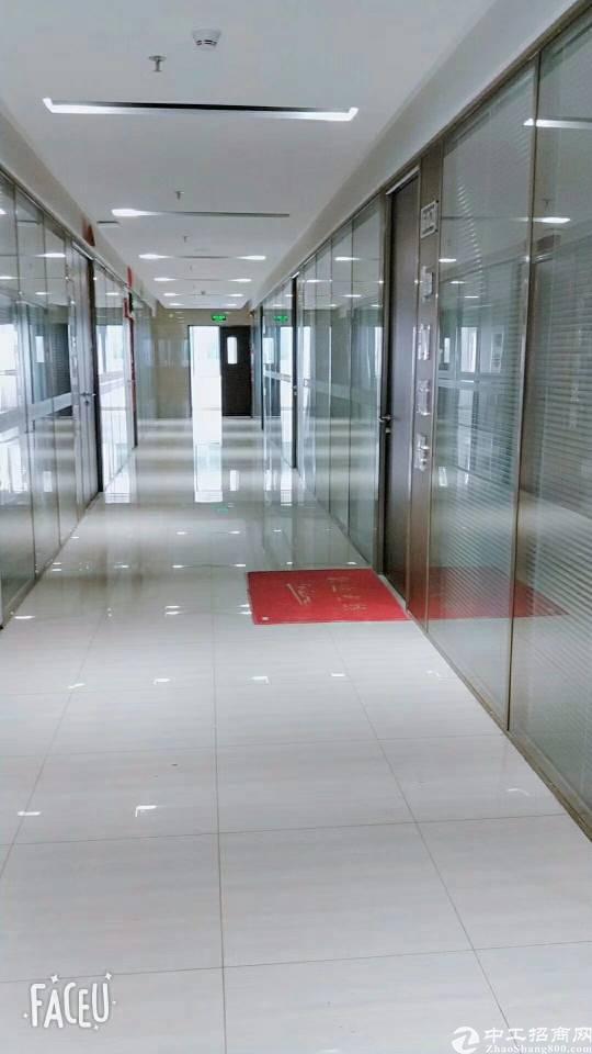 塘厦镇中心精装修写字楼60-600平方任意分