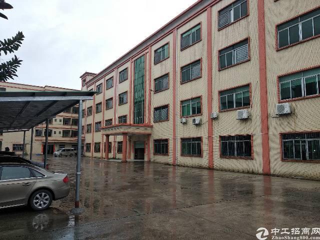 茶山新出独门独院带红本厂房8000平方出租