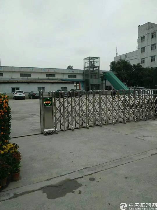 公明上村独门独院滴水8米高钢构厂房6000平米招租