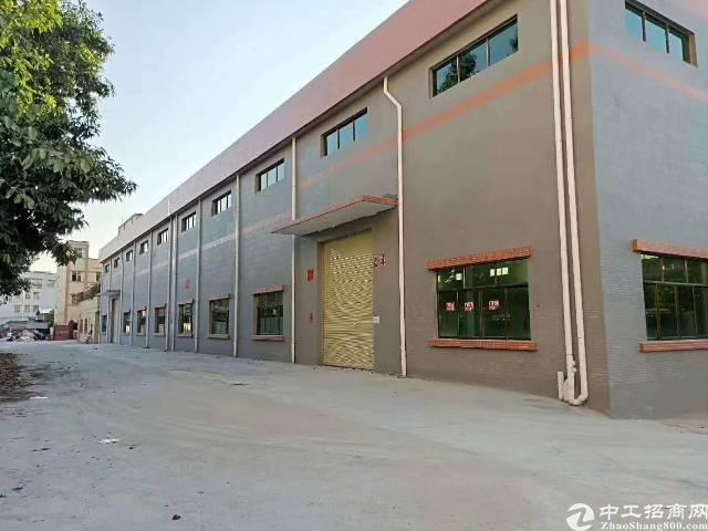 道滘独院单一层厂房2900平方出租