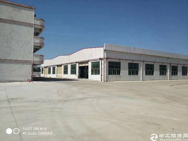 永湖镇原房东独门独院滴水10米带现成5吨行吊面积2500平