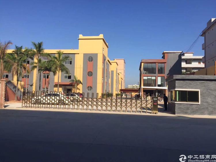 松岗楼岗全新独院厂房4000平米低价出租形象高大上