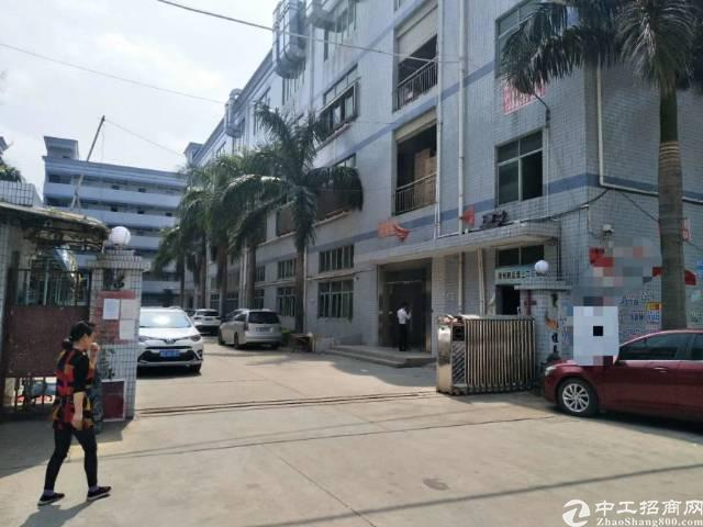 惠州市惠阳区新圩工业园一楼标准厂房招租