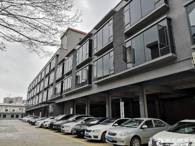 黄埔珠吉标准办公地段、交通方便、精装写字楼100起分