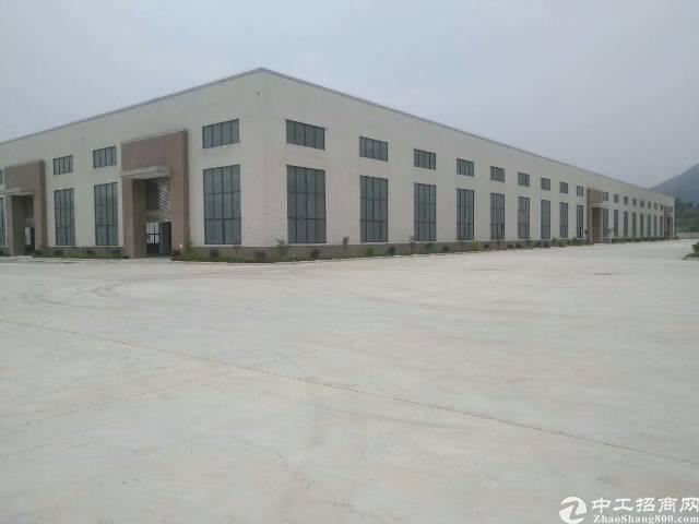 原房东独门独院砖墙到顶10米高单一层厂房低价出租