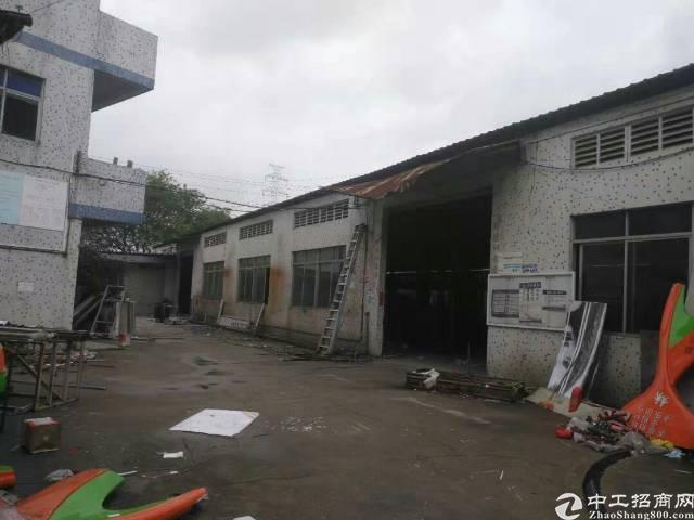 广州白云区永平工业园小独院招租有排污网管