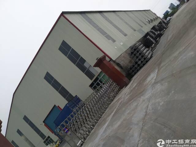 水口新空出钢结构独门独院钢结构厂房出租四千五平方