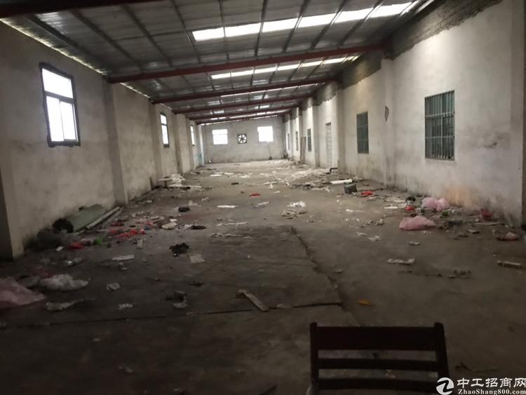 江北530平砖墙加钢构厂房出租适合修车仓库