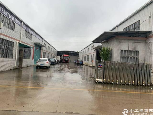 东莞市高埗镇8000平米钢构厂房出售