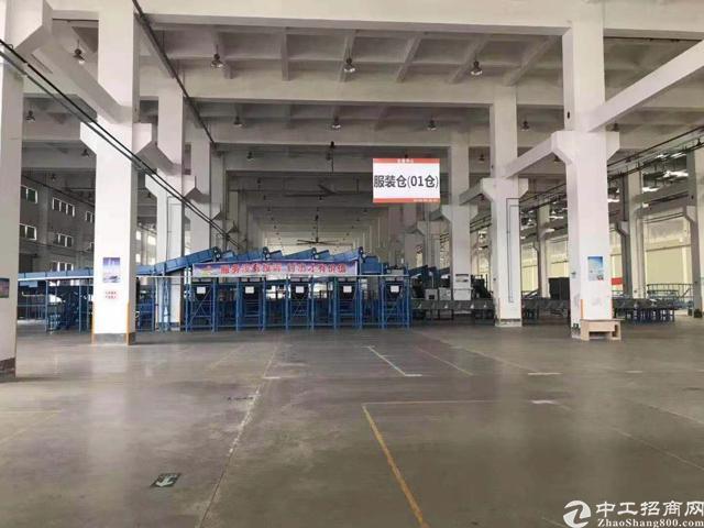 深圳70000平重工业钢构物流带卸货平台做空地80000平-图4