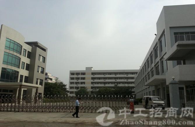 东莞虎门占地7900m²优质国有厂房出售