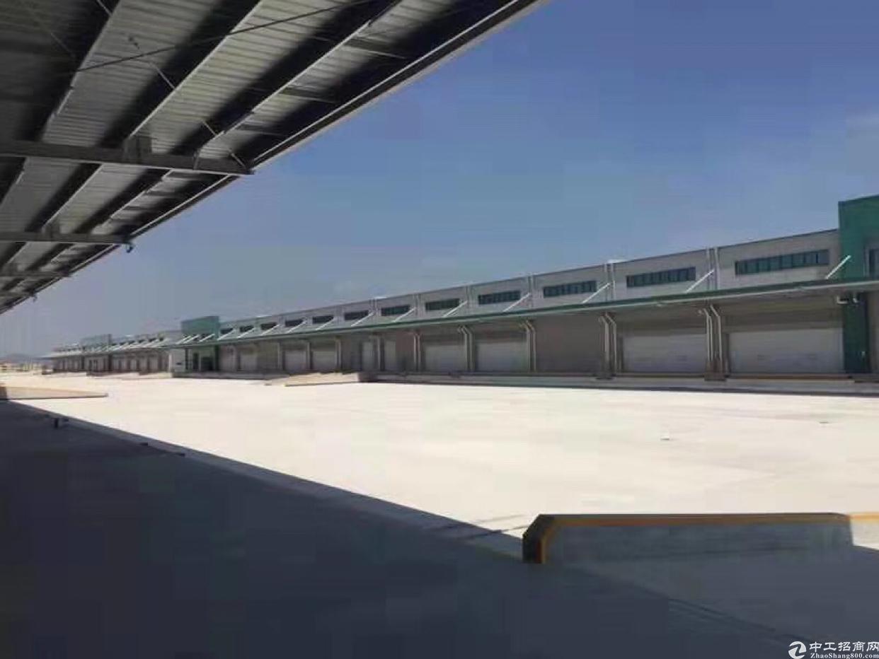 深圳周边新出证件齐全高标准高台仓库40000平