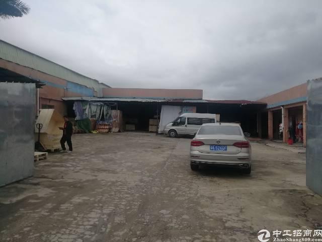 汤坑新出钢构独院1500平宿舍办公400平出租