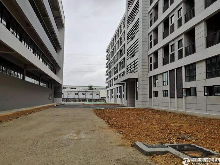 惠州市平潭镇全新标准厂房证件齐全可办环评可进拖头