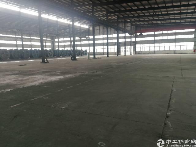 郫县工业园4000~5000平带行车厂房出租