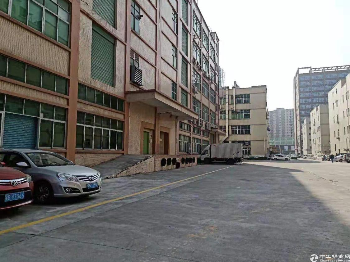 公明楼村原房东厂房楼上3000平米一整层招租